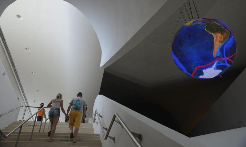 Museu do Amanhã ganha prêmio por contribuição à divulgação da ciência