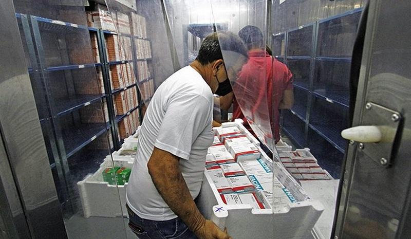MS deve receber mais de 40 mil doses de vacinas contra covid