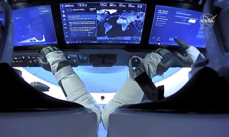 SpaceX faz primeiro voo espacial totalmente civil da história