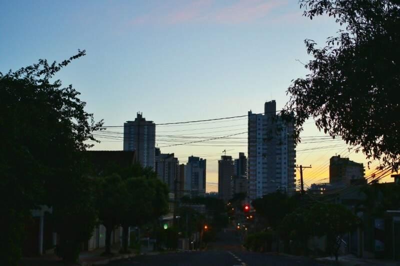 Dia será de tempo instável com chuvas isoladas em Mato Grosso do Sul