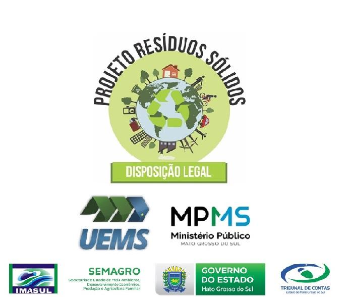 Uems publica edital para Elaboração de Planos de Coleta Seletiva e Educação Ambiental