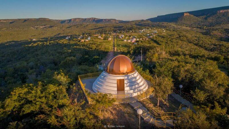 Em operação desde 2009, Zigurats possui o único observatório astronômico de MS