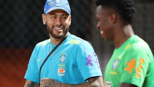Tite confirma volta de Neymar, não anuncia quem sai do time e prepara mais mudanças