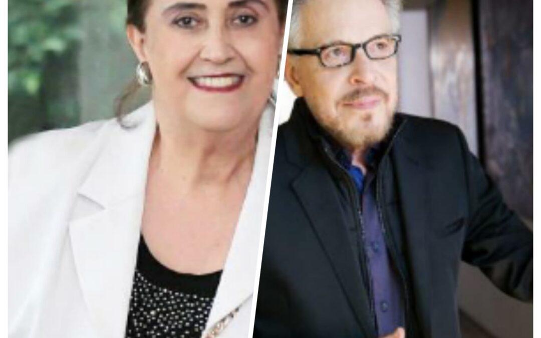 Humberto Espíndola e Ana Maria Bernardelli se tornam os novos Imortais da Academia de Letras de MS