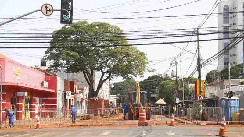 Atenção, motorista: obras do Reviva Centro causam interdições de vias; confira rotas alternativas